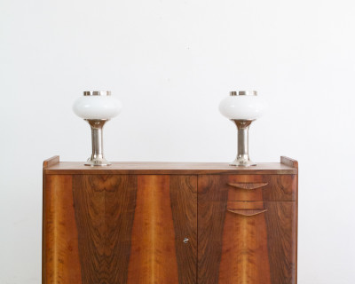 Medium Size Walnut Sideboard by Tatra, 1960s