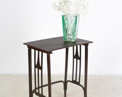 Restored Thonet Side Table, 1930s