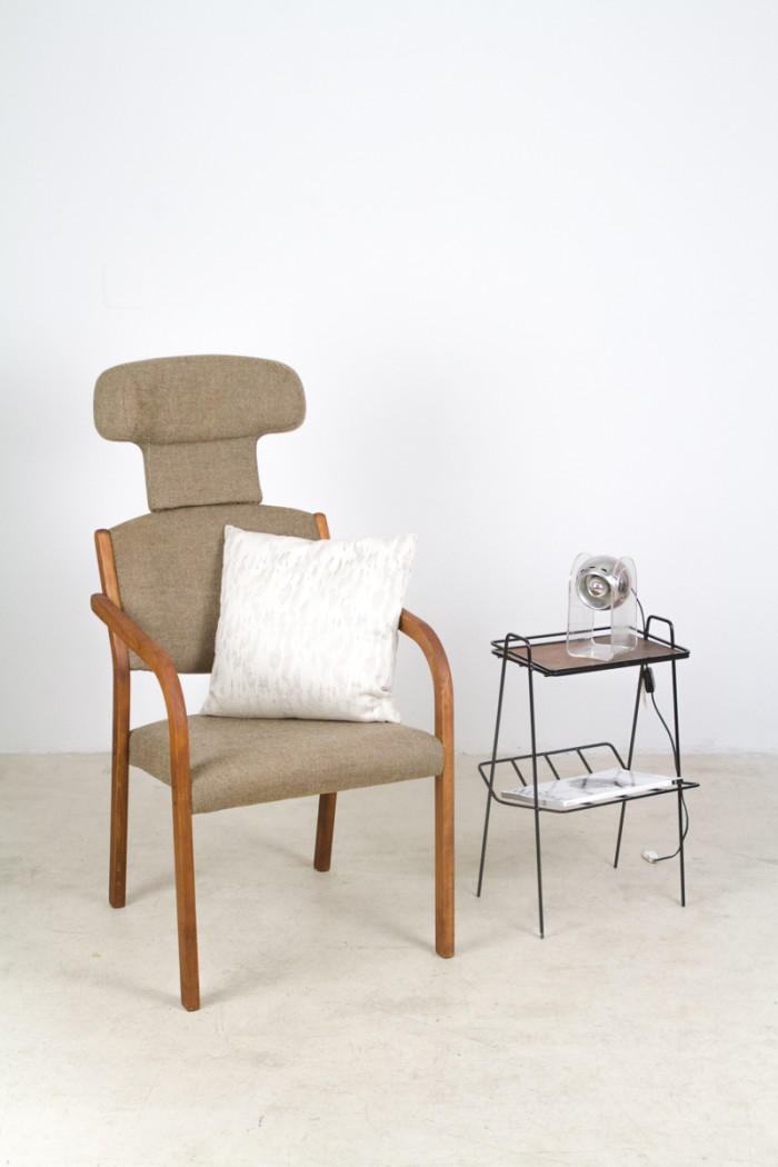 Frauberger - Kahler Armchair in restored Condition from the 70s