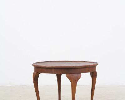 Vintage Lion Leg Coffee Table