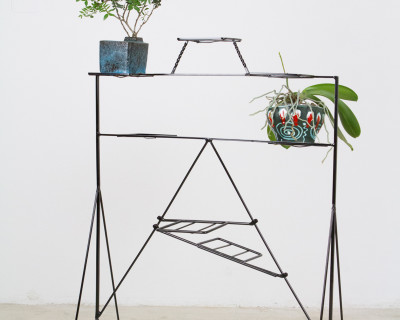 Giant Plant Holder from the 70's