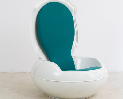 Egg Chair by Peter Ghyczy, 1960s
