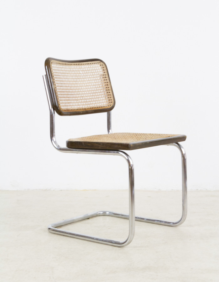 Mid-Century_Vintage_Italian_Walnut_&_Chrome_'Cesca'_Chair-9