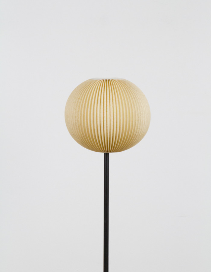 Pretty_Floor_Lamp_with_Original_Silk_Shade_1960s-3