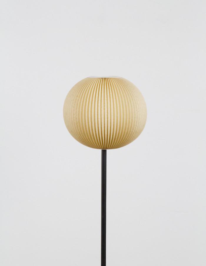 Pretty_Floor_Lamp_with_Original_Silk_Shade_1960s-3