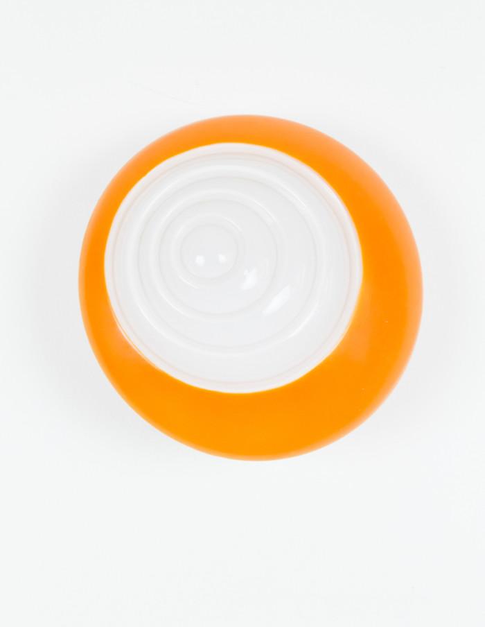 Unique_Circular_Orange_and_White_Glass_Wall_Lamp_1970s-8