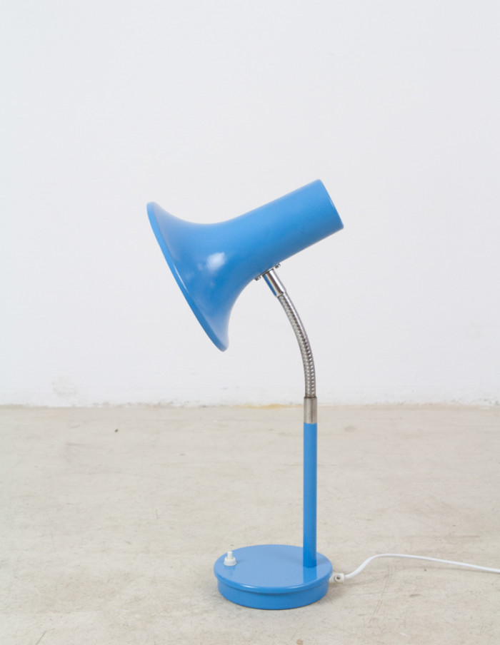 Blue Szarvasi Desk Lamp-1