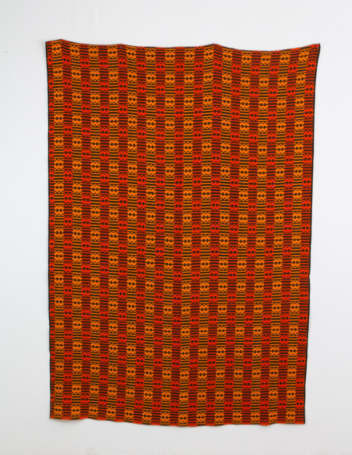 Orange Wall Carpet-1