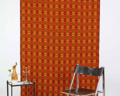 Orange Wall Carpet (3 pieces available)