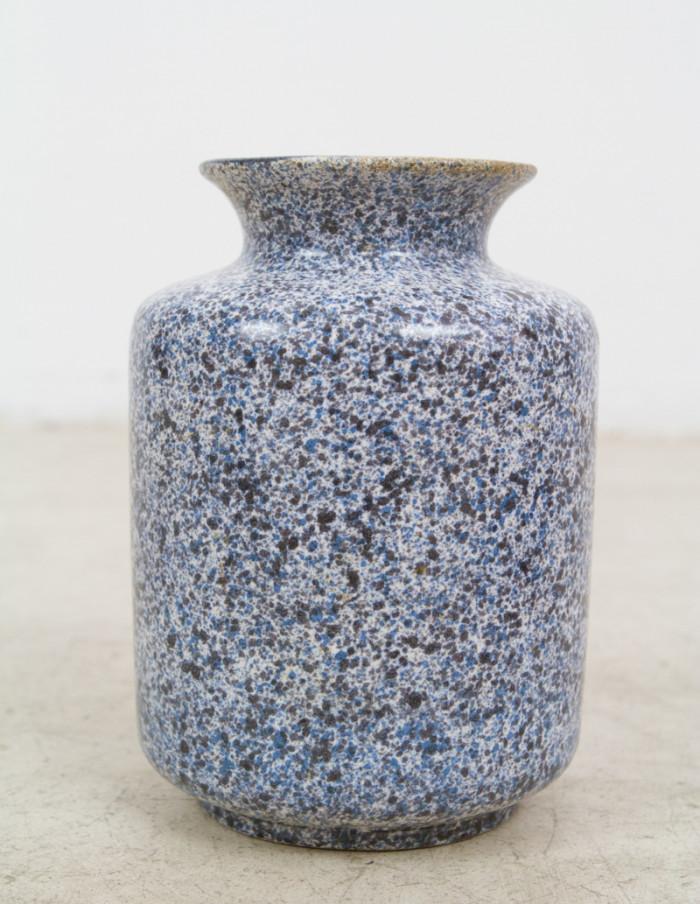 Pretty Blue Vase -7