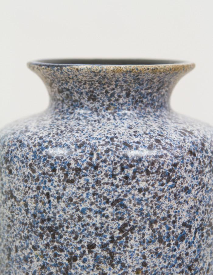 Pretty Blue Vase -8