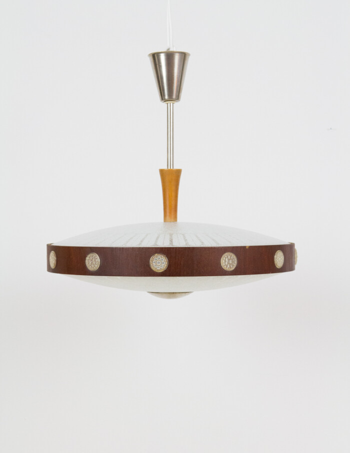 Ceiling Lamp from Mazzega, Italy 1970's-2