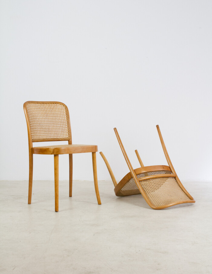 Thonet szék Model 811 Prague-7
