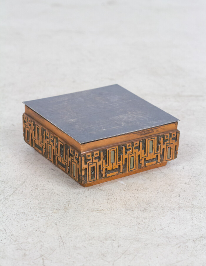 Artisan Brass Box-1