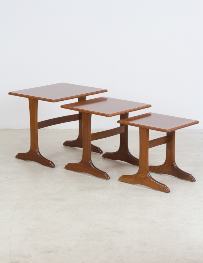 Parker Knoll Nesting Tables, 1960's-2