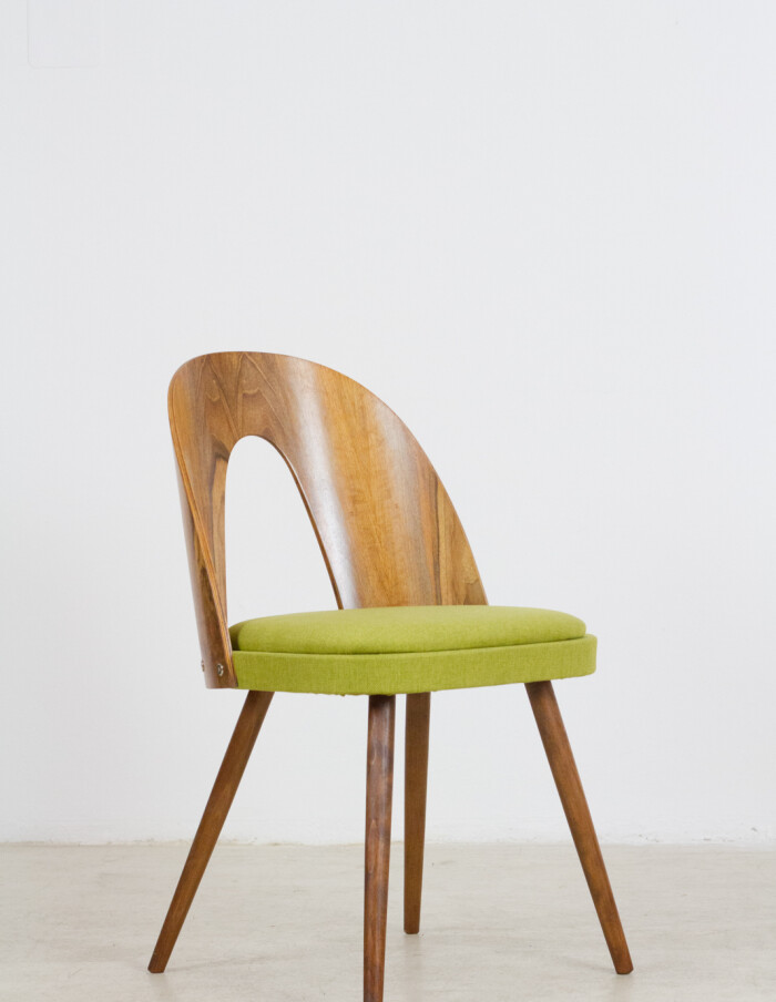 Perfectly Restored Tatra Dining Chair from the 60's-1