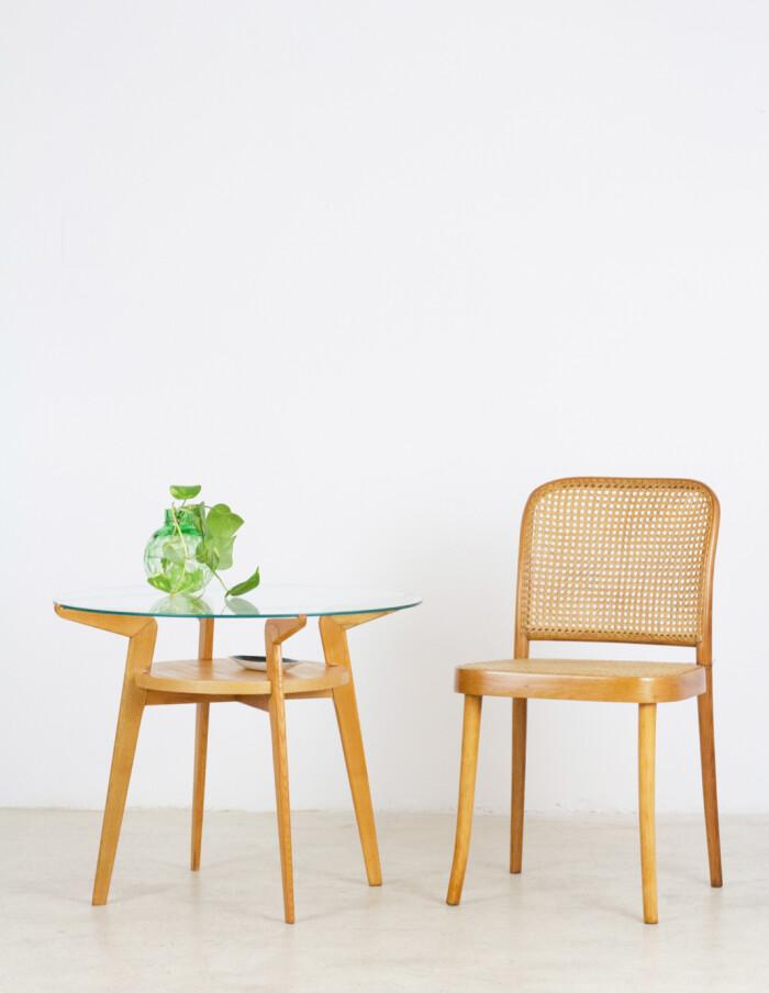 Restored Coffe Table from Jitona, 1960's-15