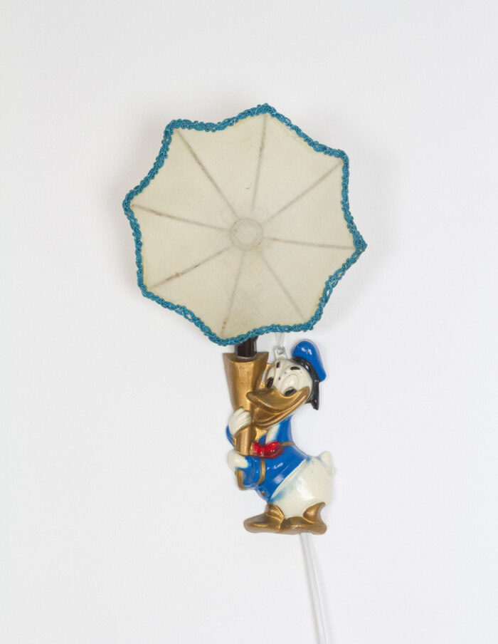 Vintage Donald Duck Wall Lamp-2