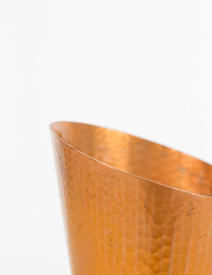 Large Copper Vase -2