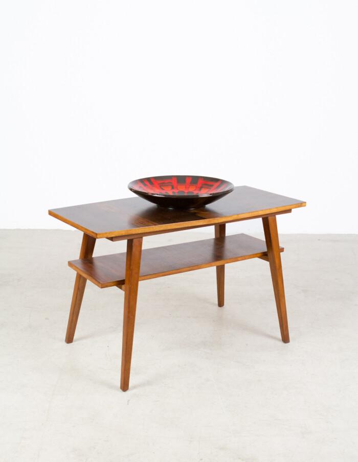 Mid-Century Coffee Table by Pannónia-10
