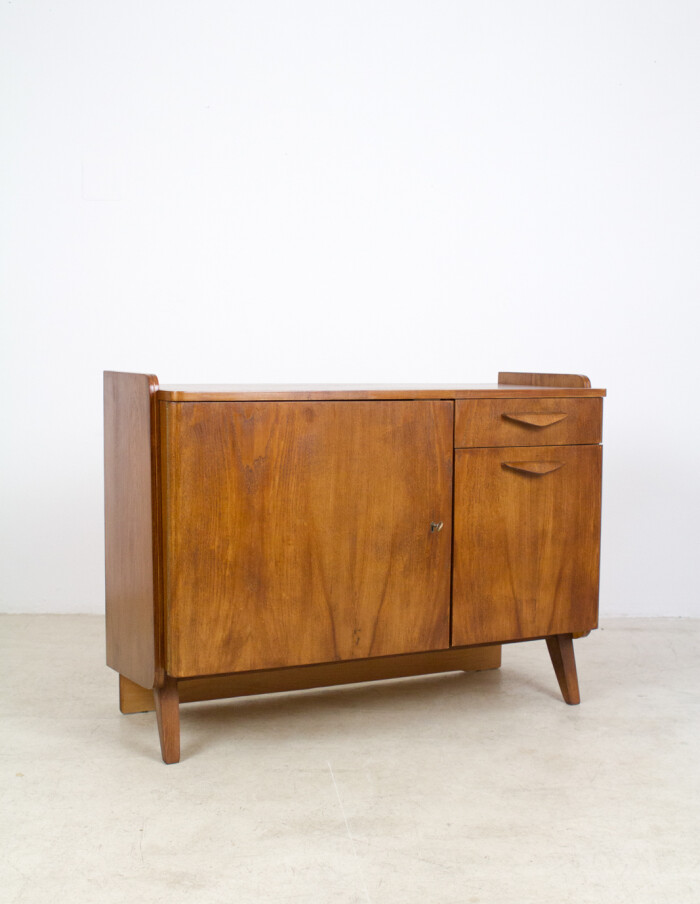 Perfectly Restored Tatra Sideboard, 1960's -7
