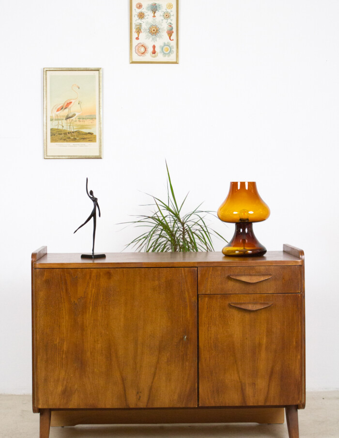 Perfectly Restored Tatra Sideboard, 1960's -9