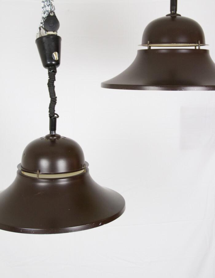 Loft Design Large Metallic Pendant by IDEA Design -1