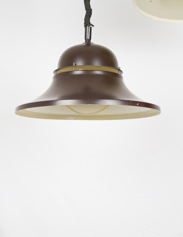 Loft Design Large Metallic Pendant by IDEA Design -9