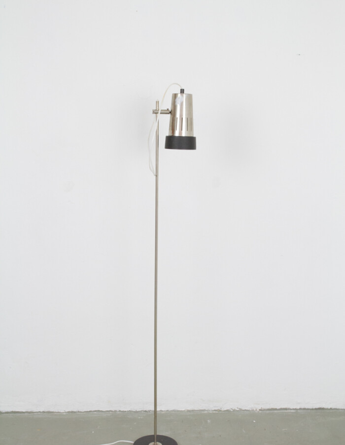 Minimalistic Mid-Century Floor Lamp, 1960s -2