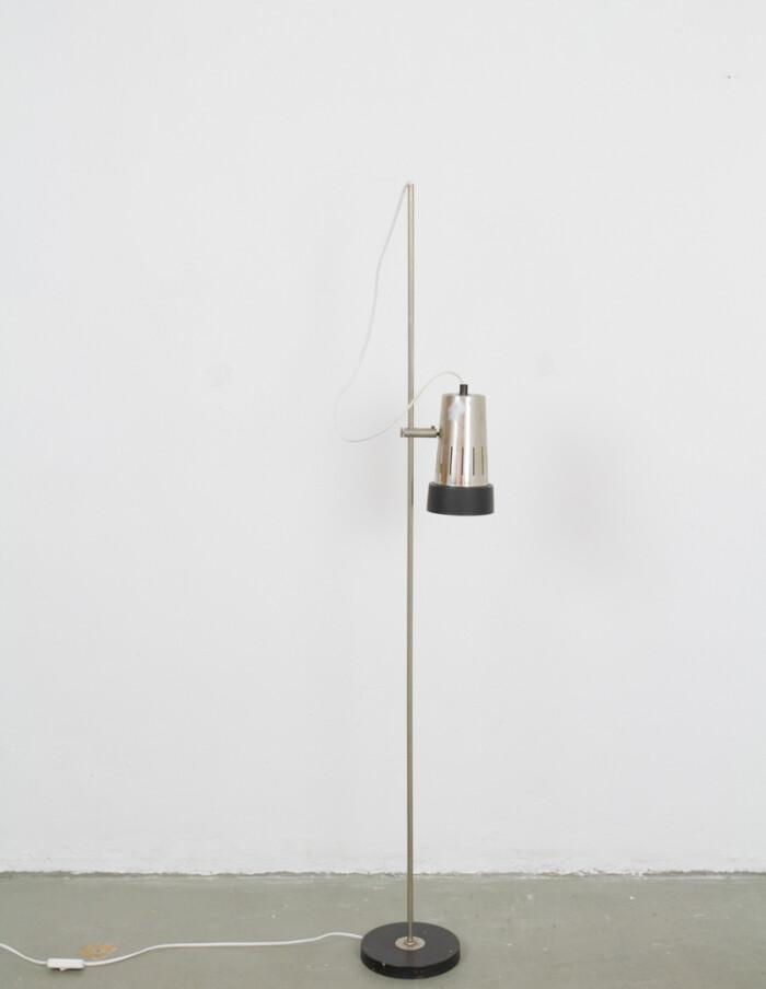 Minimalistic Mid-Century Floor Lamp, 1960s -4