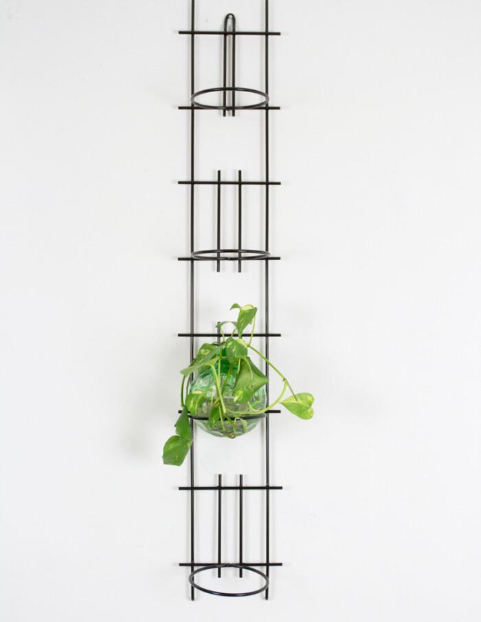 Slim Wall Plant holder, 1970s -6