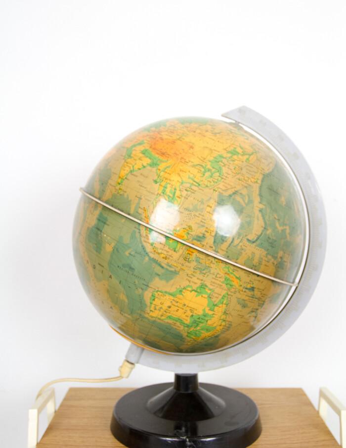 Vintage Lighting Globe -12