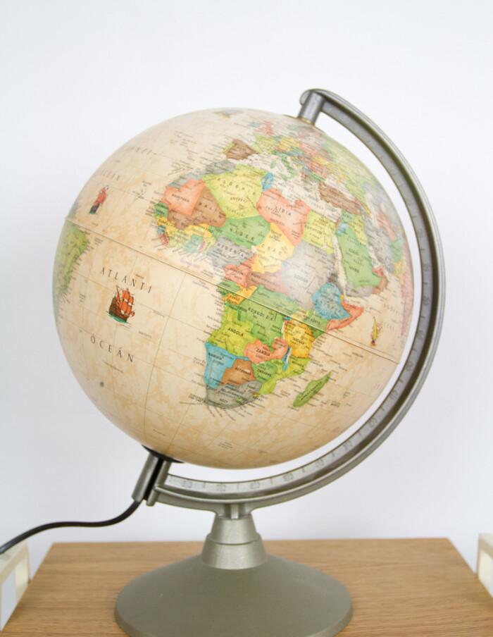 Vintage Lighting Globe -2