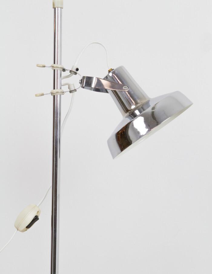 Adjustable Chrome Table Lamp-3