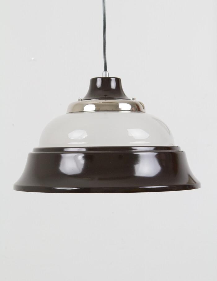 Artisan Metal & Glass Pendant Lamp-1
