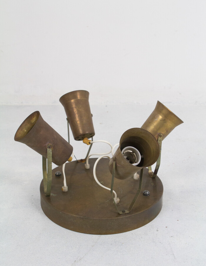 Copper Ceiling Lamp-1