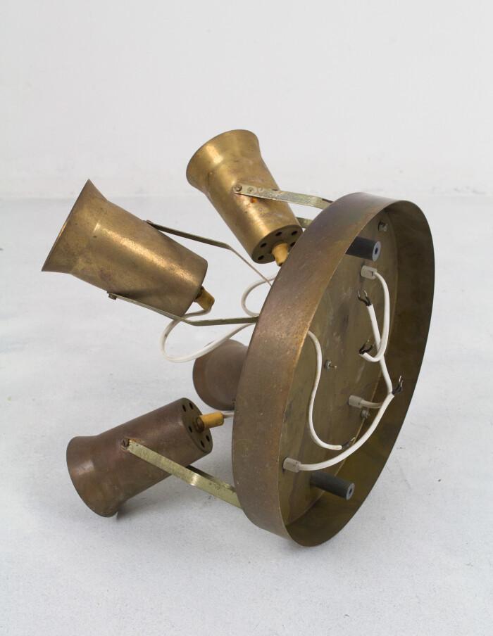 Copper Ceiling Lamp-7