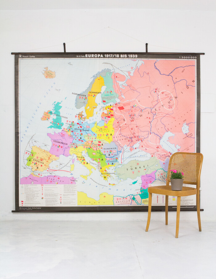 Giant Map of Europe-13