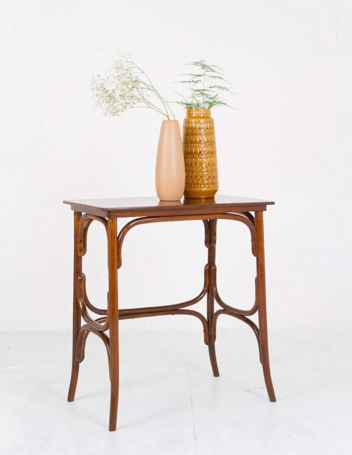Restored Thonet Side Table-7