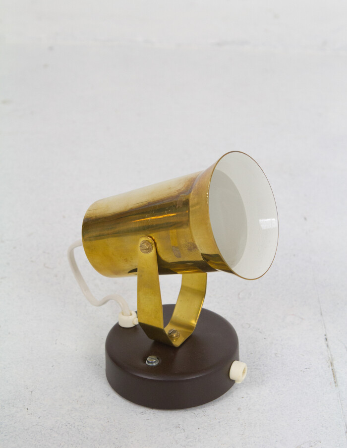 Small Size Copper Wall Lamp-1