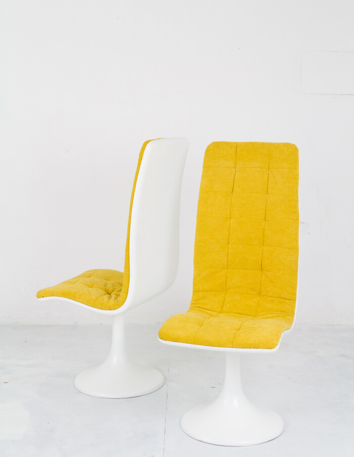 Space Age Design Seat by Péter Ghyczy-2
