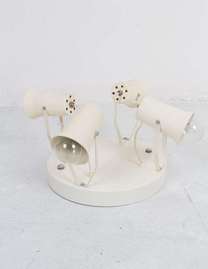 White Ceiling Lamp-3