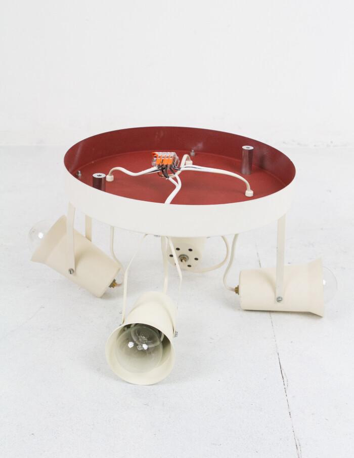 White Ceiling Lamp-5