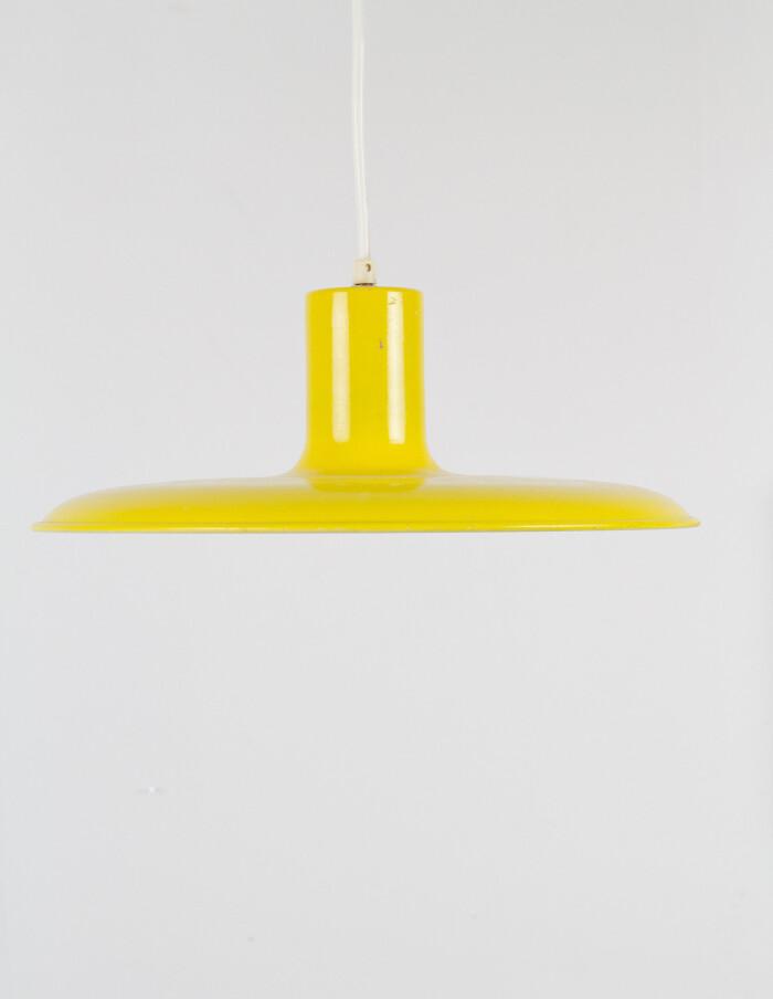 Yellow Metal Pendant-3
