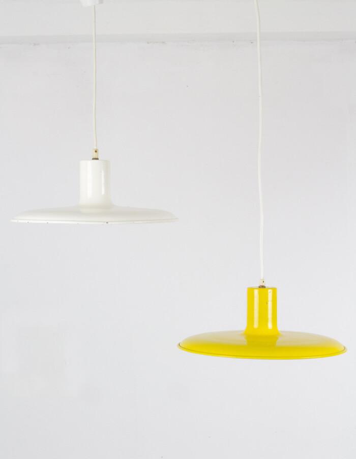 Yellow Metal Pendant