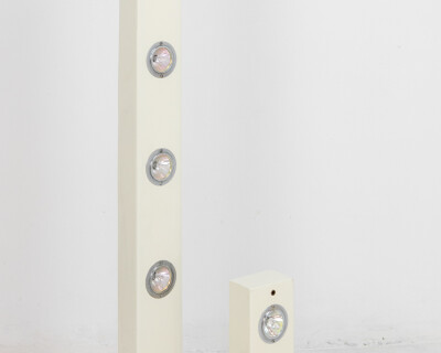 Extra Long Spot Wall Lamp by Sándor Heller, 1970's