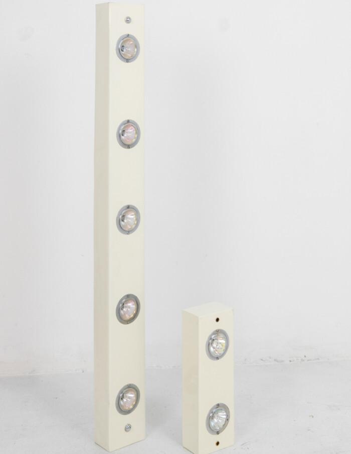 Extra Long Spot Wall Lamp by Sándor Heller-1