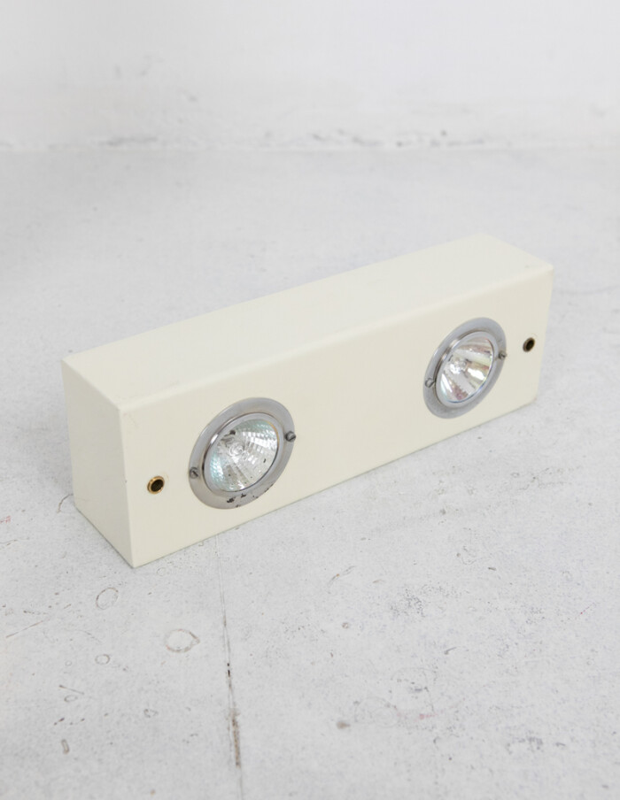 Extra Long Spot Wall Lamp by Sándor Heller-5