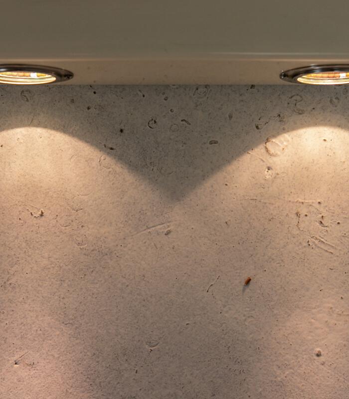 Extra Long Spot Wall Lamp by Sándor Heller-7