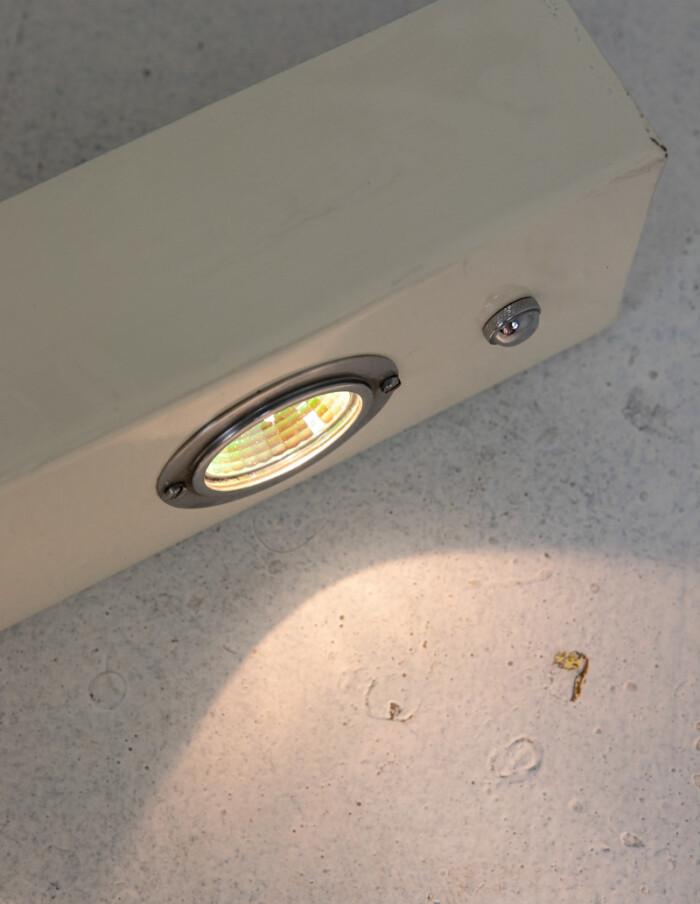Extra Long Spot Wall Lamp by Sándor Heller-8